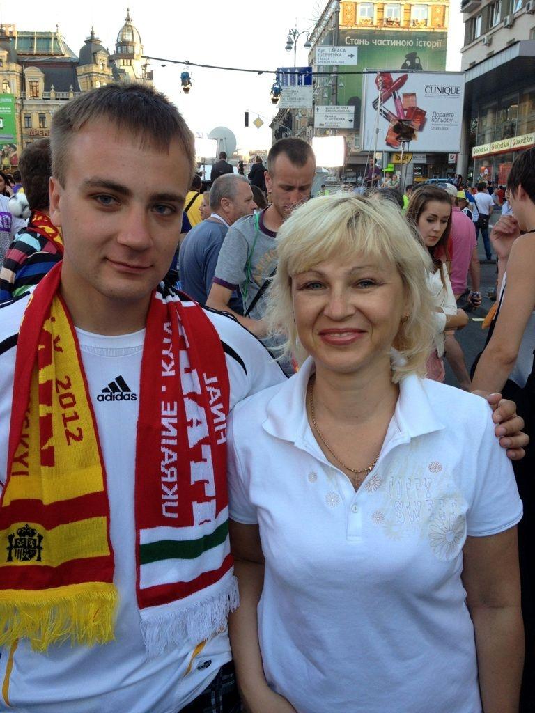 Финал Евро-2012 глазами тамбовского обывателя: из Киева с любовью!