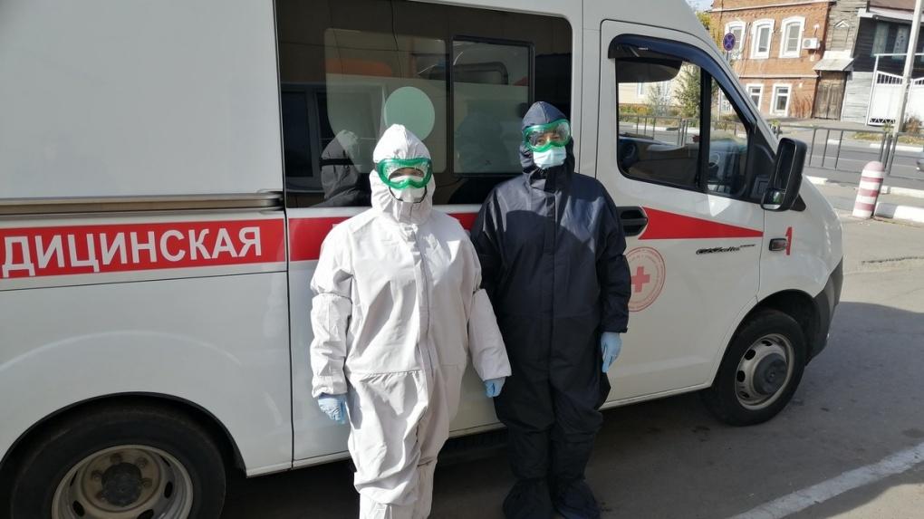 Количество бригад скорой помощи в Тамбовской области увеличили на 20%
