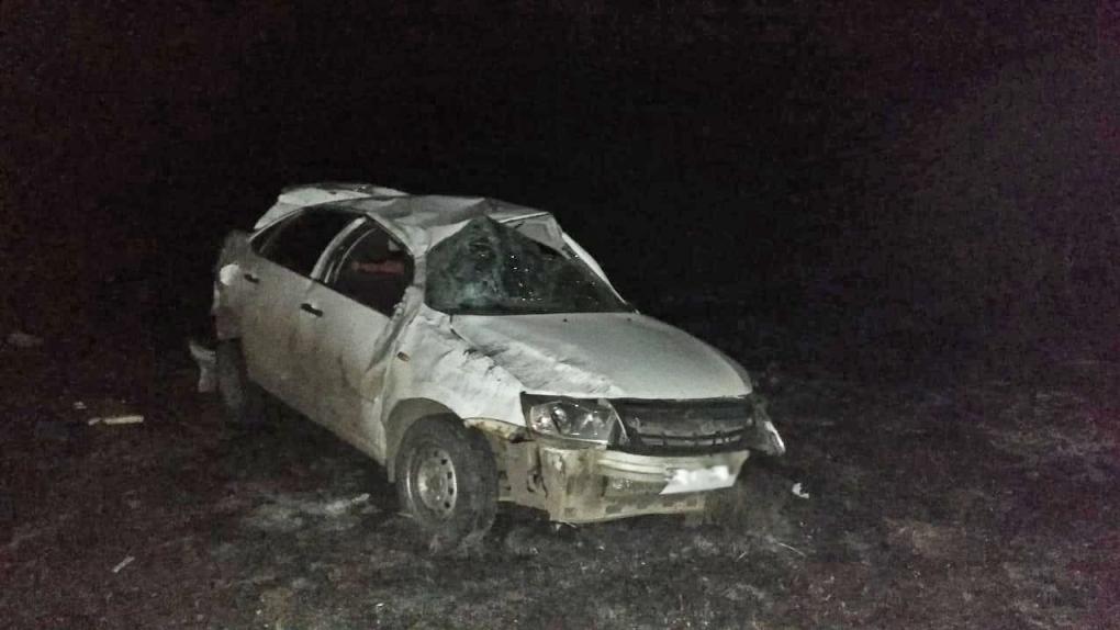 В Гавриловском районе человек погиб в ДТП