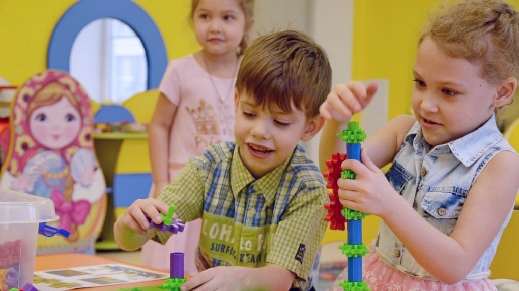 В Тамбовской области сократилась очередь в детские сады