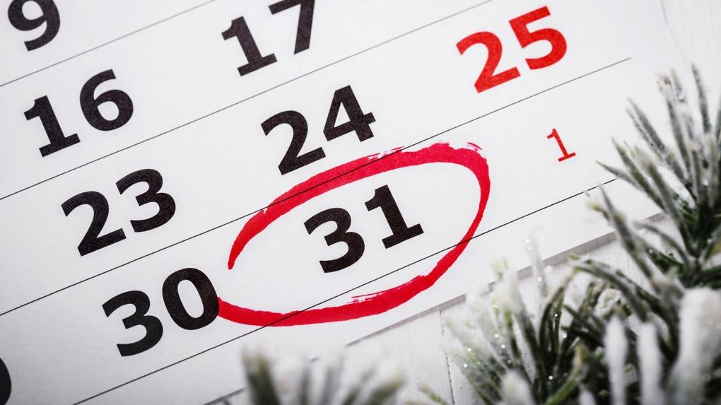 В этом году 31 декабря будет официальным нерабочим днём для тамбовчан