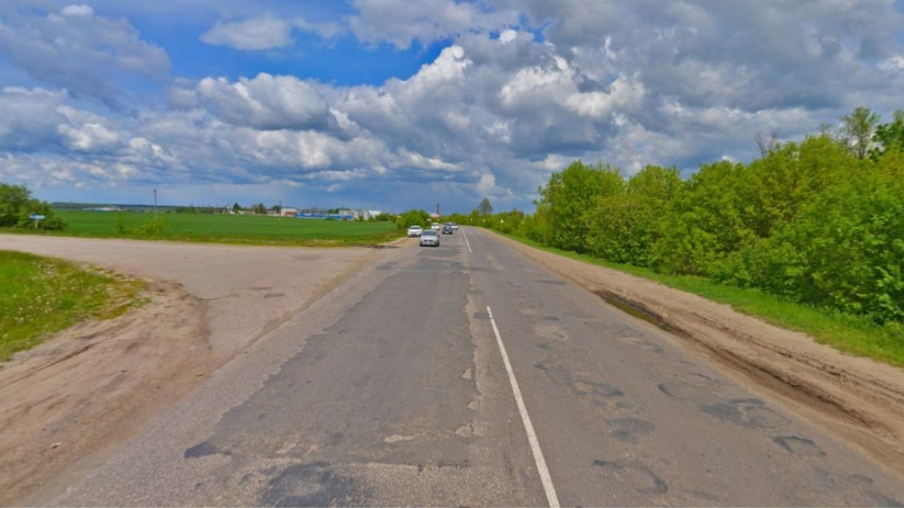 В Тамбовском районе отремонтируют автодорогу с применением холодного ресайклинга