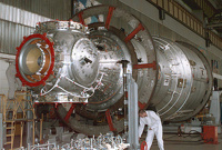 Россия готова построить космическую станцию над темной стороной Луны