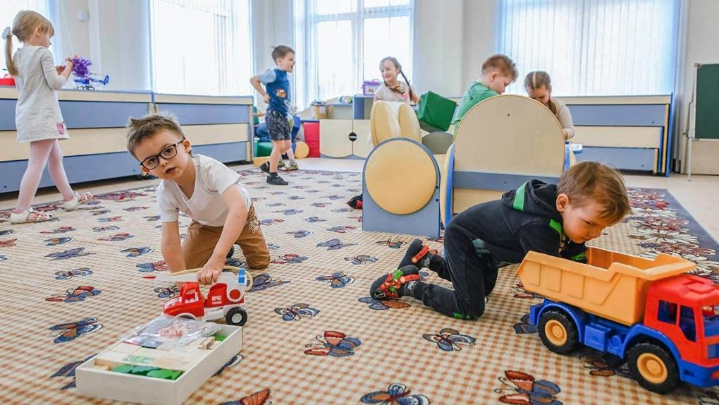 Детские сады в Тамбове будут работать на майских праздниках