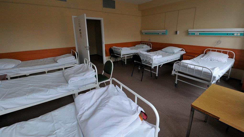 В Моршанской ЦРБ развернули дополнительные койки для лечения больных с COVID-19