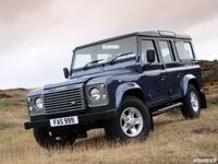 Land Rover Defender обновит двигатель