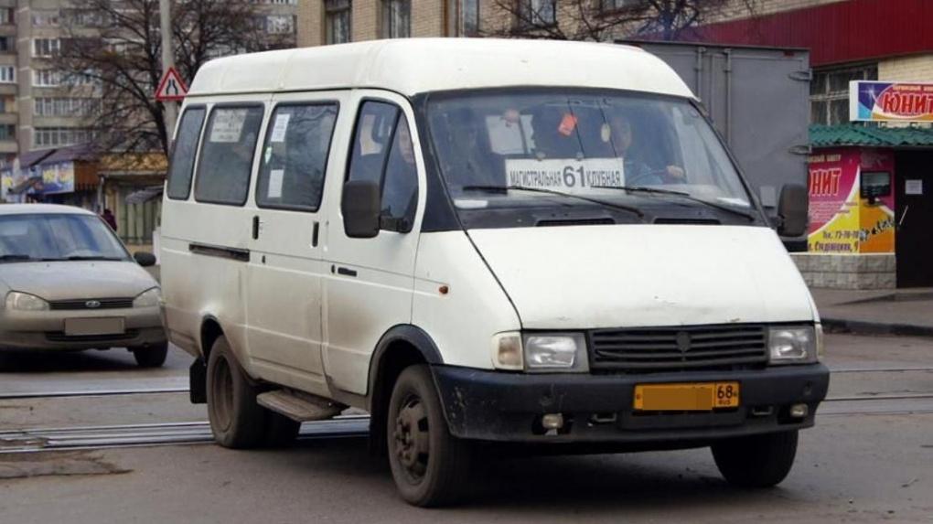 В Тамбове организовали автобусный маршрут до детских садов «Винни – Пух» и «Волшебная страна»