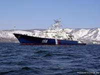 Китайская шхуна оказала яростное сопротивление российским пограничникам