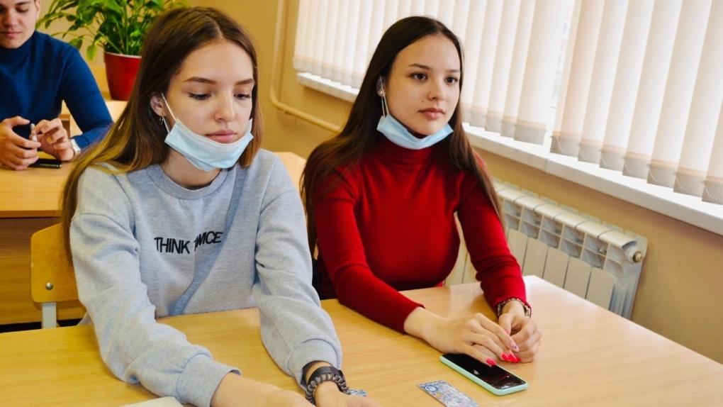 В Тамбовском филиале РАНХиГС состоялась встреча студентов с активом Российского студенческого отряда