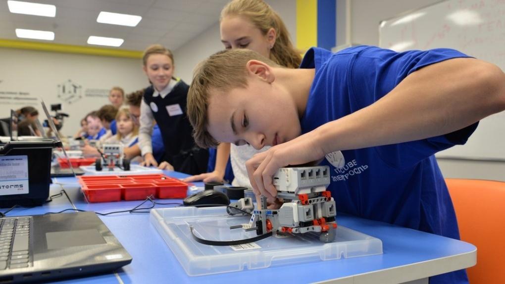 В Мичуринске появится центр цифрового образования детей «IT-куб»