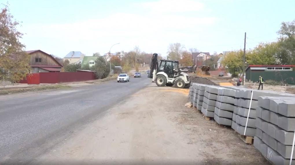 В Тамбове начался ремонт второстепенных улиц