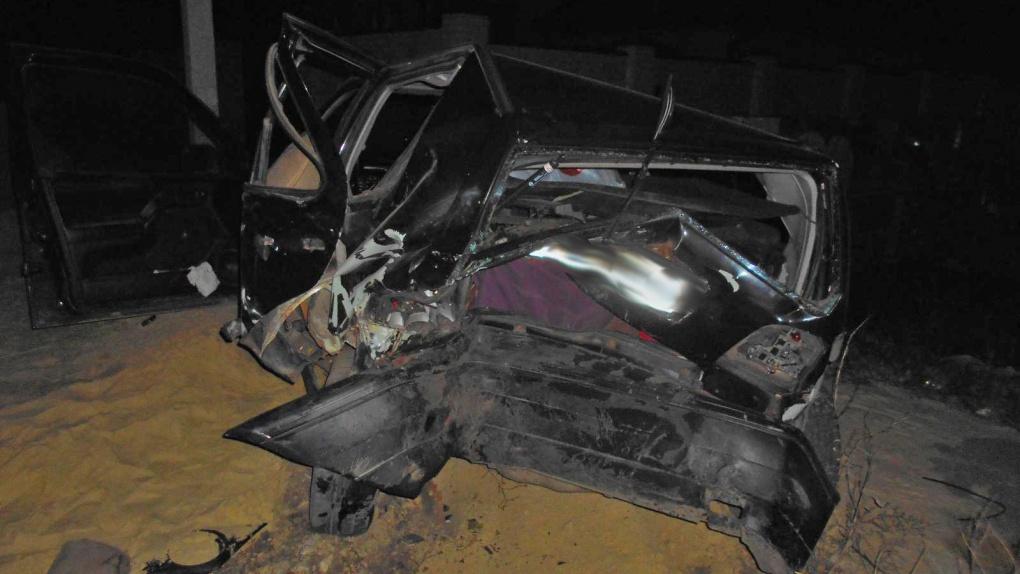 В Тамбовском районе столкнулись два авто
