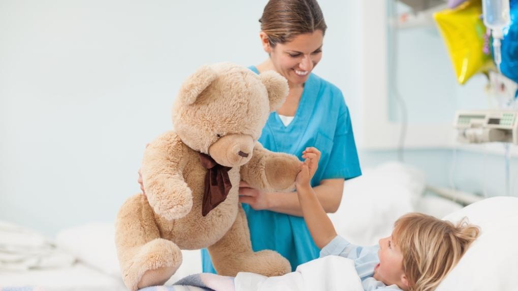 В больницах Тамбова установят «коробки храбрости» для маленьких пациентов