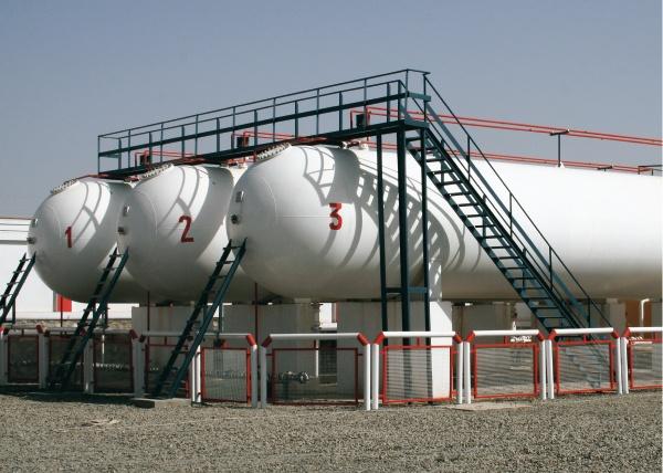 В Тамбовской области будут производить сжиженный газ