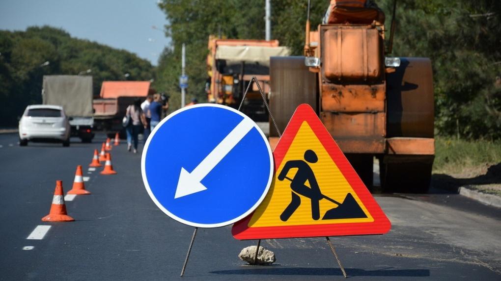 На приведение в нормативное состояние тамбовских дорог за год потратили более 1,3 миллиарда рублей