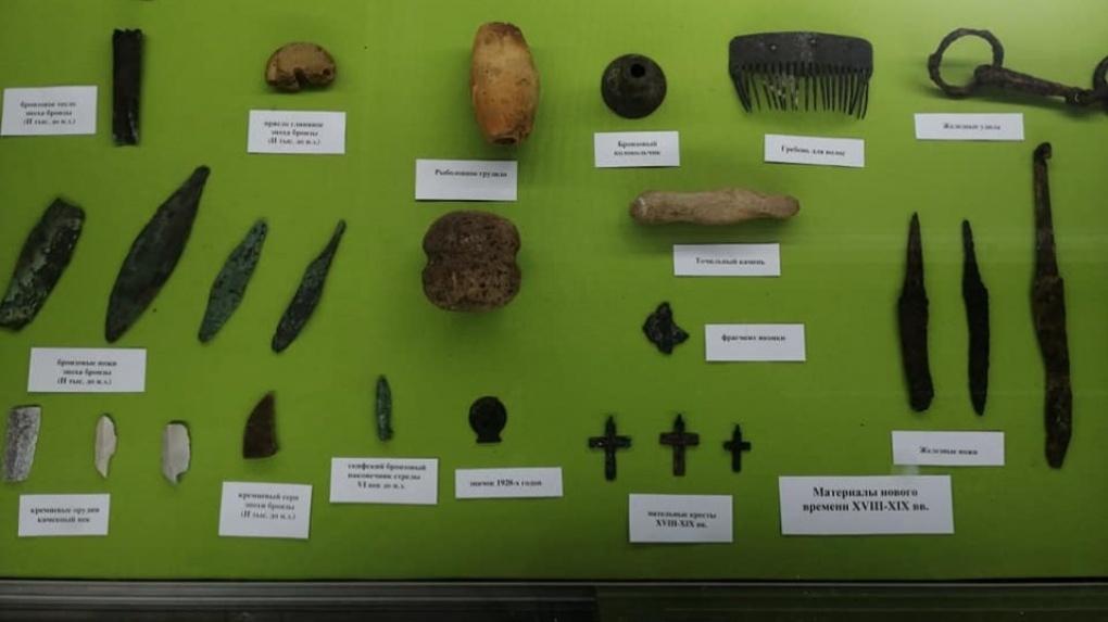 В Никифоровском районе провели масштабные археологические раскопки
