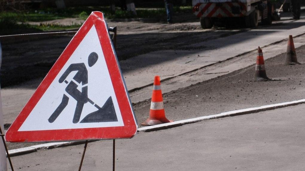 На улице Гастелло в Тамбове ускорят дорожно-ремонтные работы