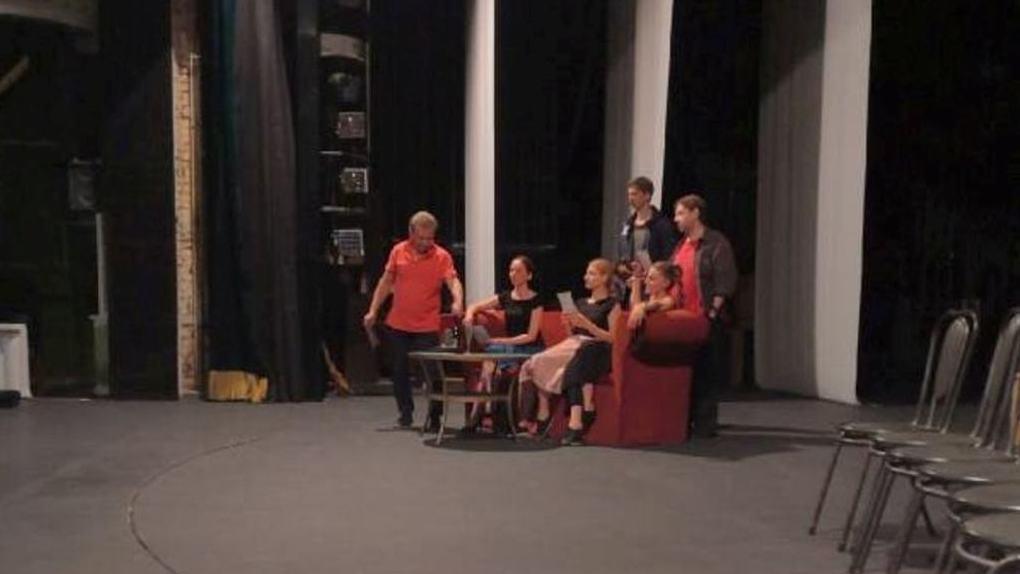 Тамбовский драмтеатр приступил к работе над новым спектаклем