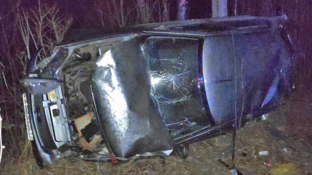 В ДТП на трассе погиб один человек и ещё двое оказались в больнице