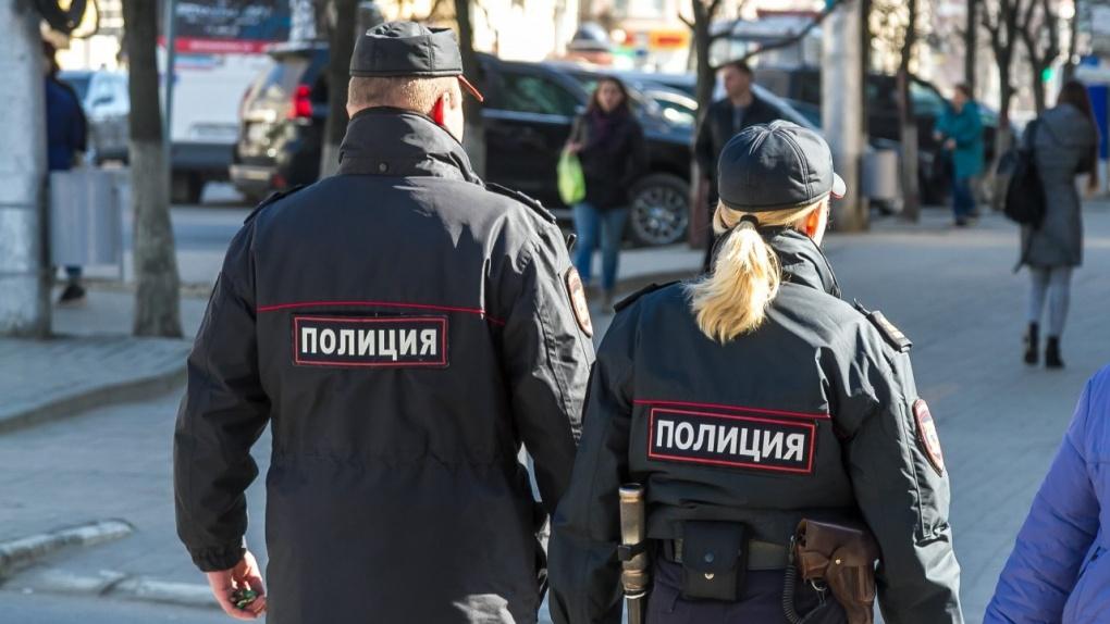 На майских праздниках обеспечивать безопасность на улицах Тамбова будут 150 полицейских