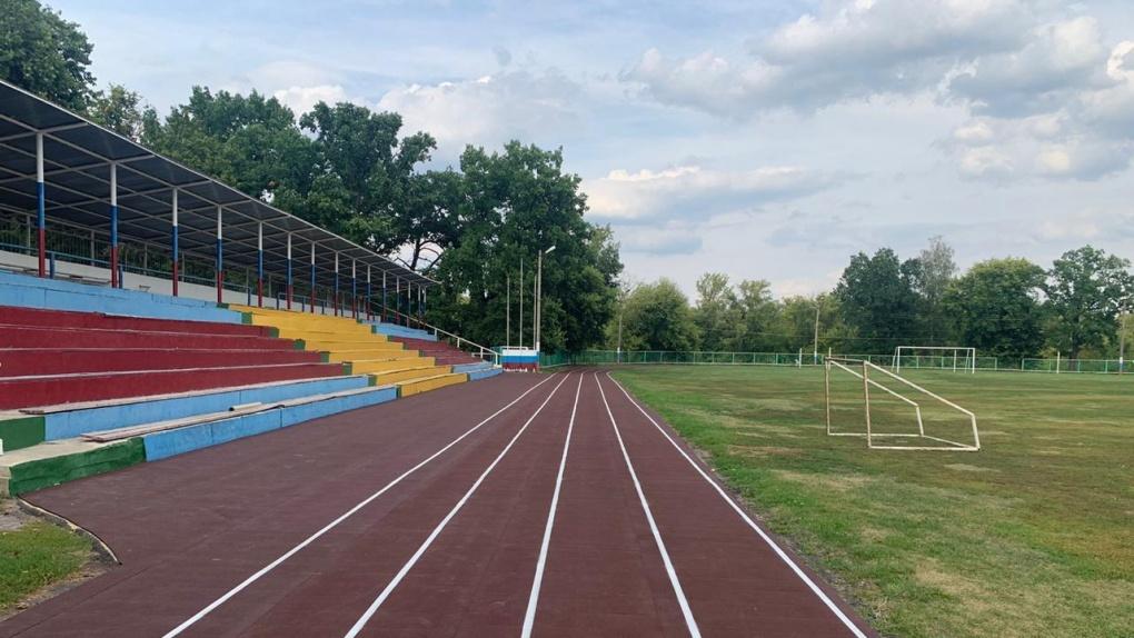 На создание условий для занятия спортом в Тамбовской области выделят 205 миллионов рублей