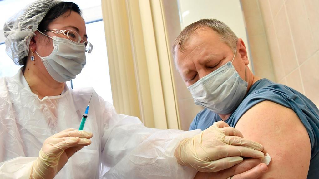 В Тамбовской области стартовала массовая вакцинация против коронавируса