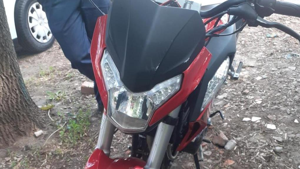 На севере Тамбова мотоциклист попал в ДТП