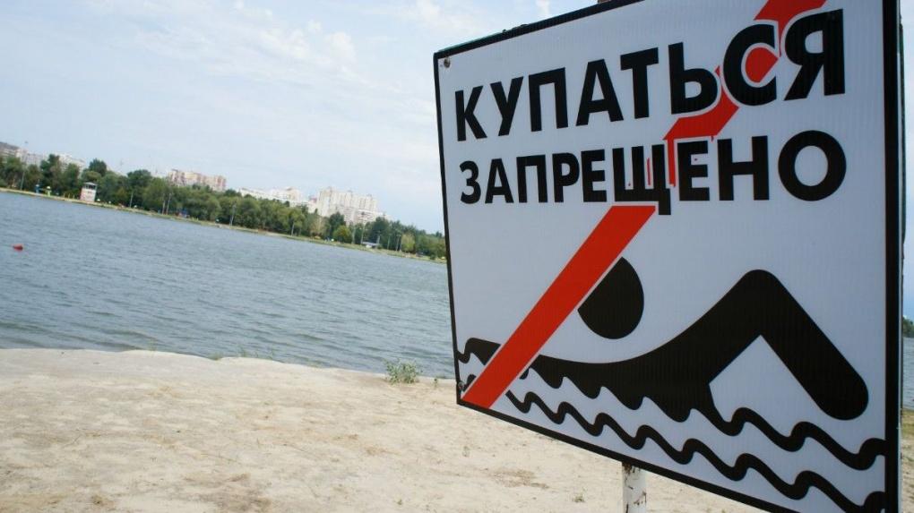Тамбовчанам запретили купаться на нескольких пляжах в черте города