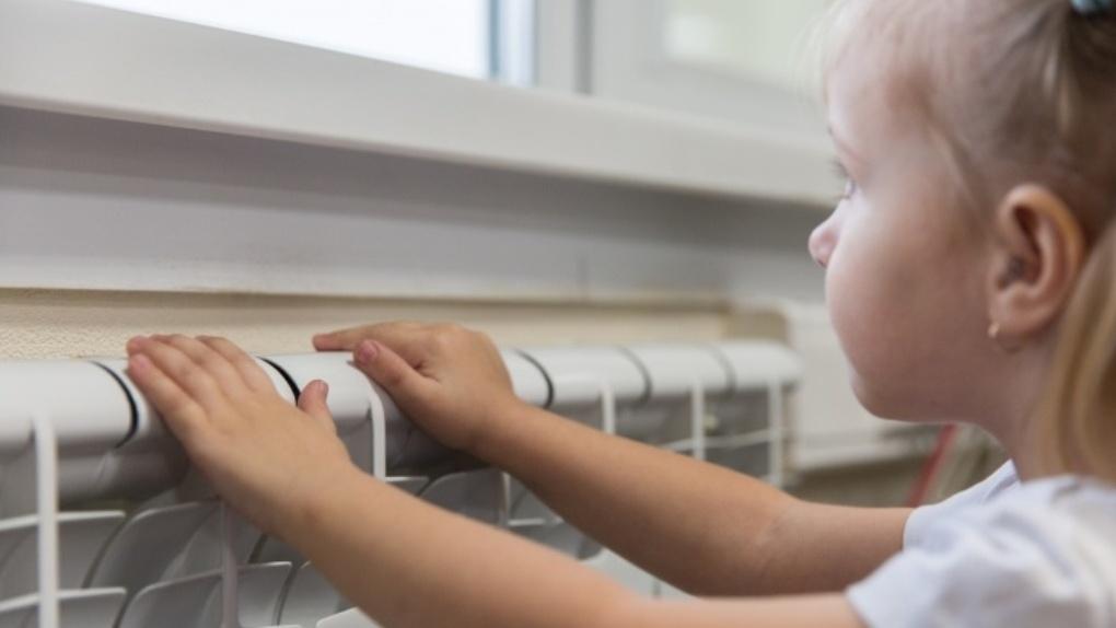 В детских садах Тамбова включили отопление