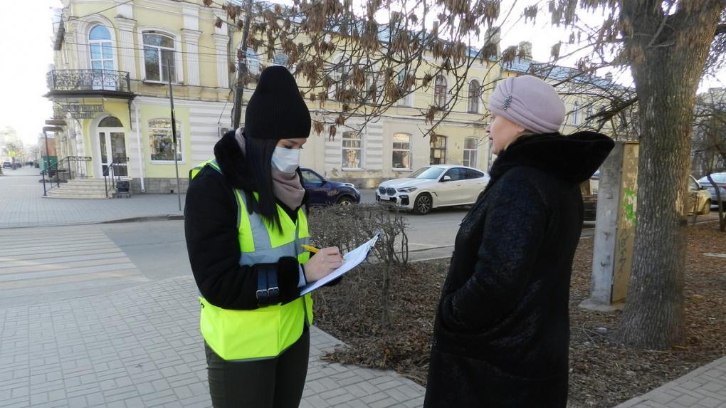 Тамбовчане оценили ремонт дорог в городе на «четвёрочку»