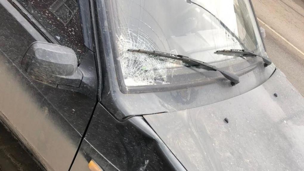 В Тамбове легковушка сбила пешехода