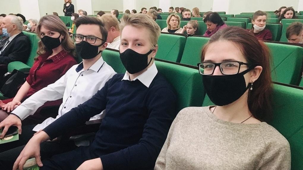 Студенты Тамбовского филиала РАНХиГС посетили Рахманиновский вечер