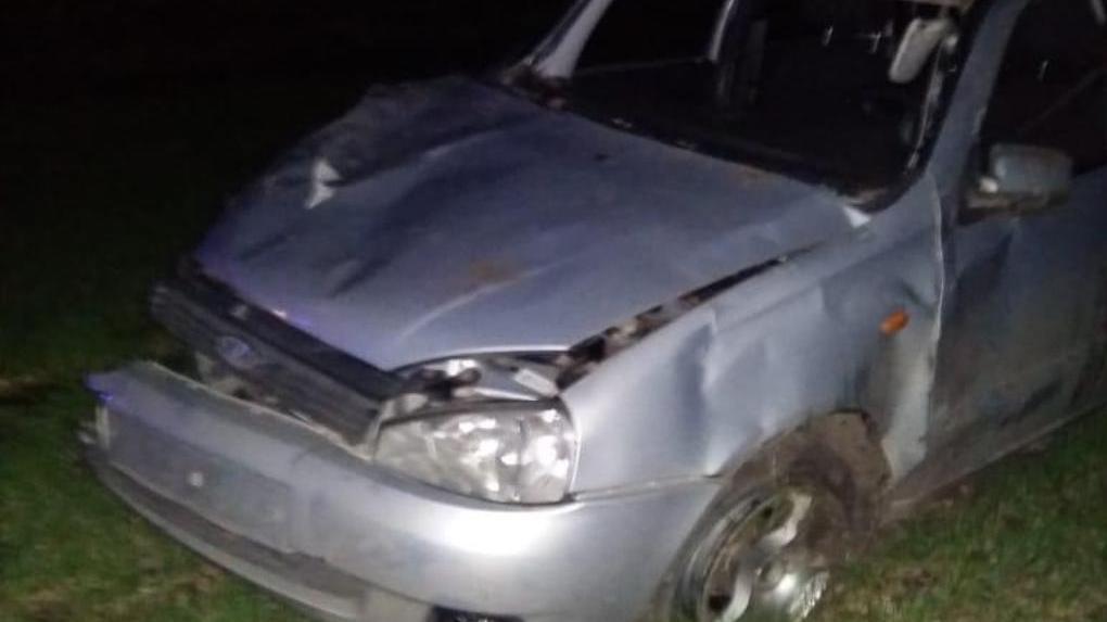 В Уметском районе в ДТП пострадали 3 человека