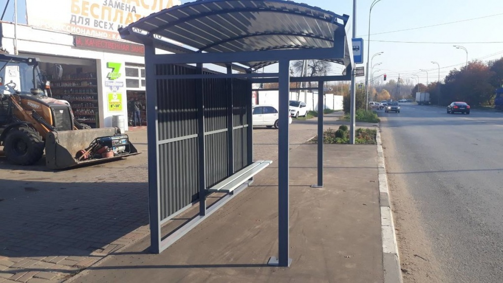 В Тамбове перенесут автобусную остановку на 30 метров