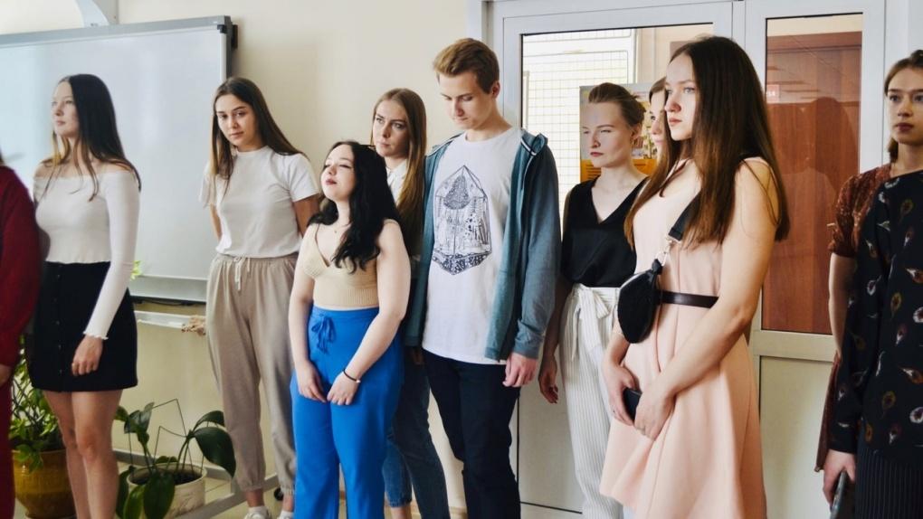 В Тамбовском филиале РАНХиГС состоялось открытие выставочного проекта «Восхождение к Победе»