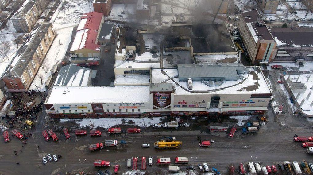 После трагедии вКемерово проверят тамбовские торговые центры ирынки