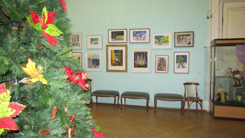 В Тамбове стартовал фестиваль искусств «Рождественские встречи в картинной галерее» (0+)