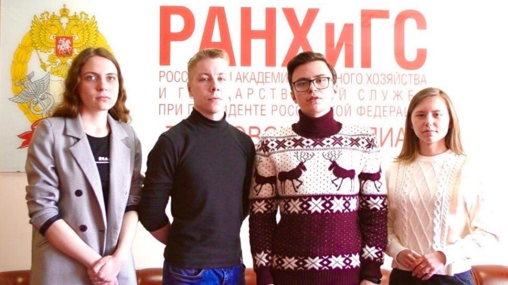 Волонтерский отряд «Дорогами Данко» выпустил видеопоздравление ко Дню Защитника Отечества