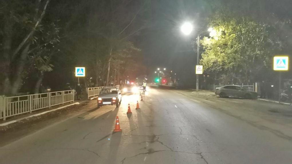 В Котовске 17-летняя девушка попала под колеса авто