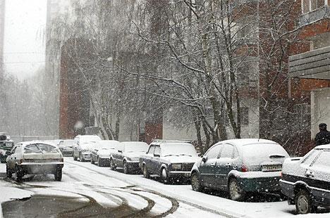 Тамбовчане не дождутся тепла даже к 1 апреля