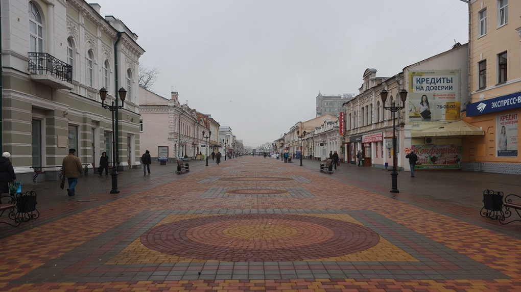 В администрации Тамбова представили 5 проектов по ремонту улицы Коммунальной