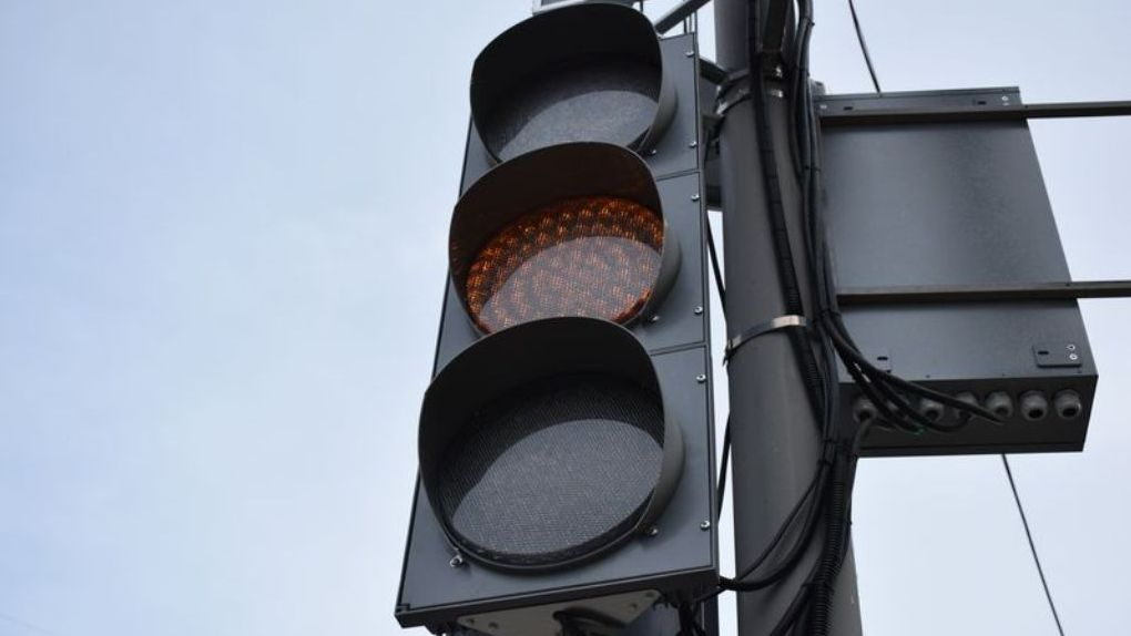 В Тамбове начали работать два новых светофора