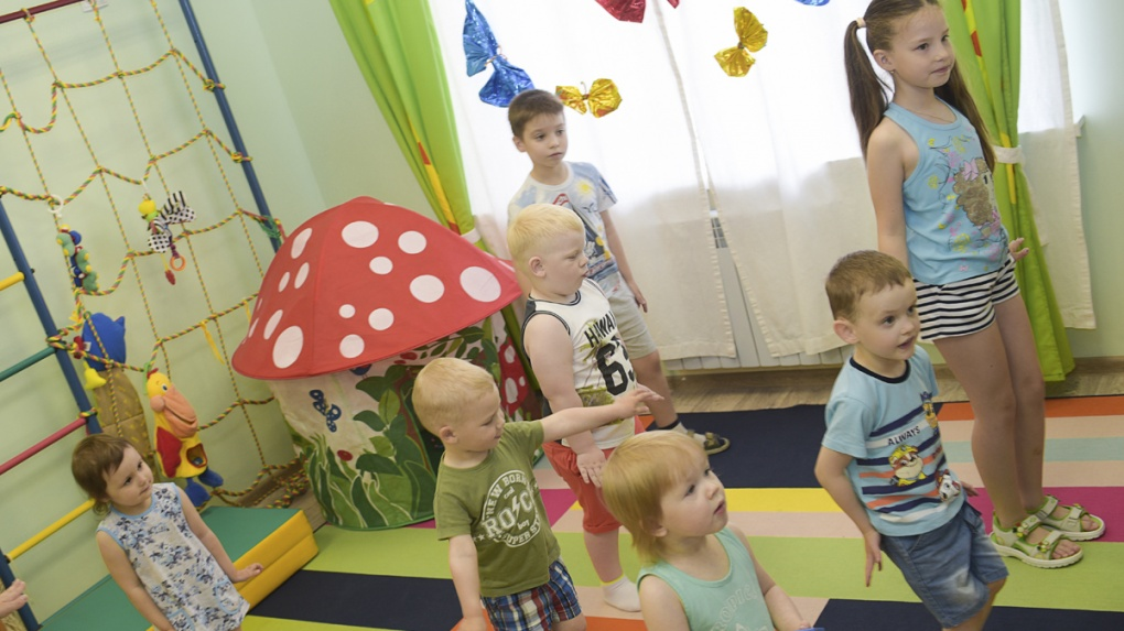 В этом году в Тамбове введут в эксплуатацию новый детский сад «Акварелька»
