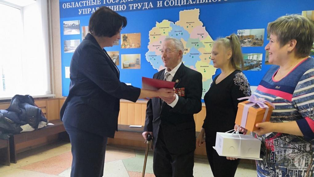 На обеспечение жильем тамбовских ветеранов выделили более 13 миллионов рублей