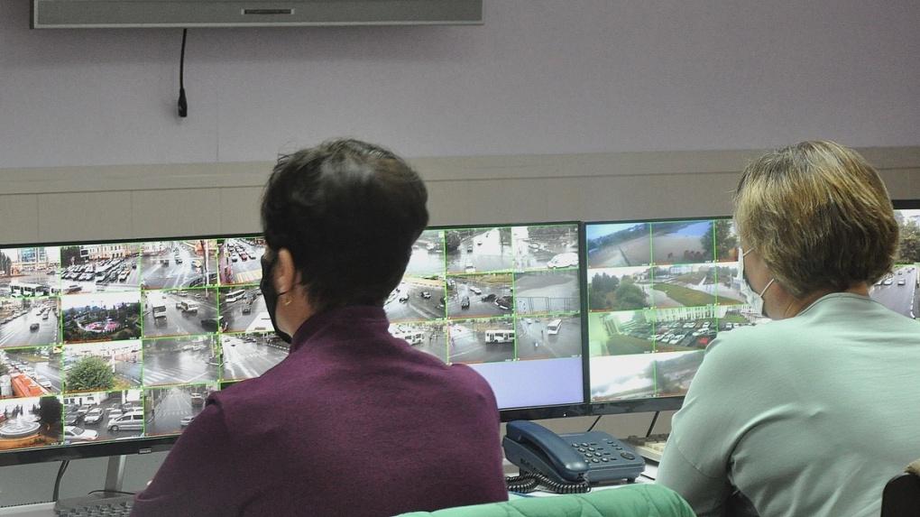 В Тамбове устраняют последствия ураганного ветра