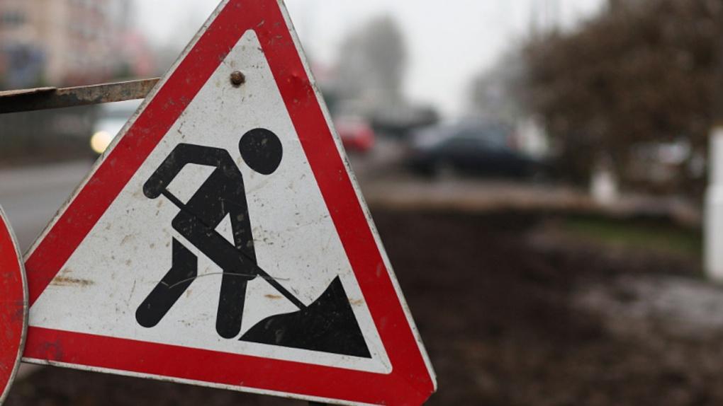 Участок Пушкарской закрывают для автомобилистов почти на месяц