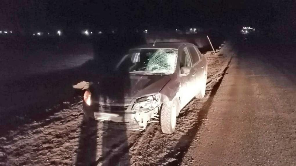 В Бондарском районе пенсионерка попала под машину и скончалась