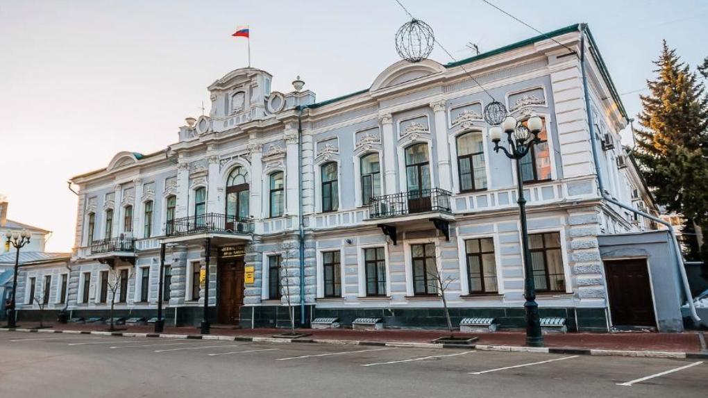 На должность главы Тамбова подали заявки пять человек