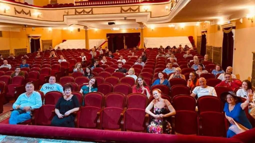 Мичуринский драмтеатр готовится к открытию нового сезона